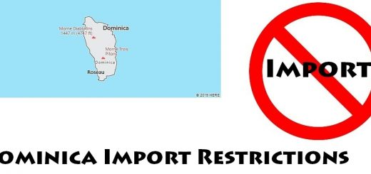 Dominica Import Regulations