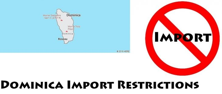 Dominica Import Regulations
