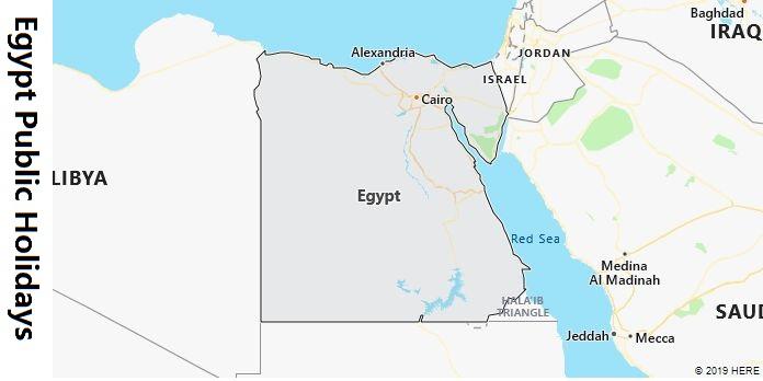 Egypt Public Holidays