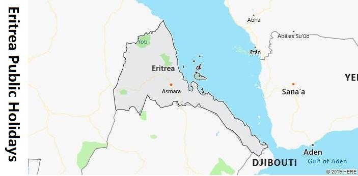 Eritrea Public Holidays