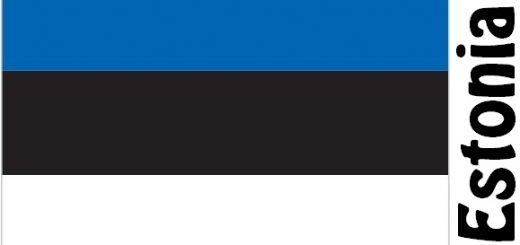 Estonia Country Flag