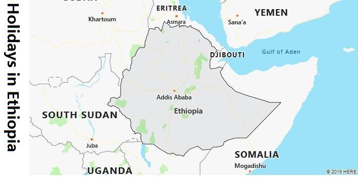 Ethiopia Public Holidays