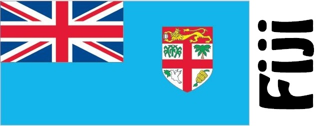 Fiji Country Flag