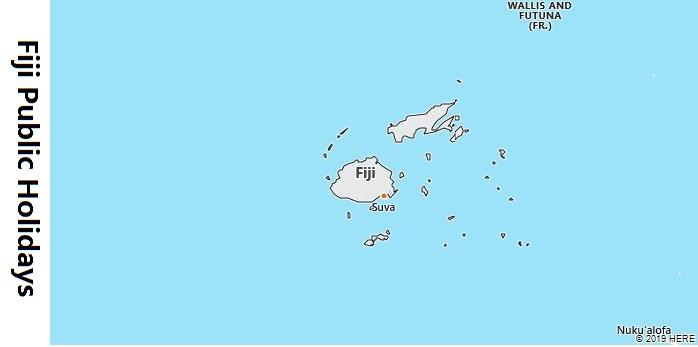 Fiji Public Holidays