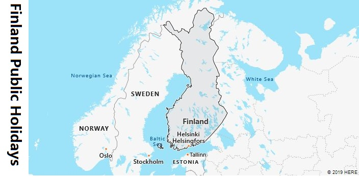 Finland Public Holidays