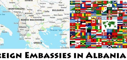 Foreign Embassies and Consulates in Albania