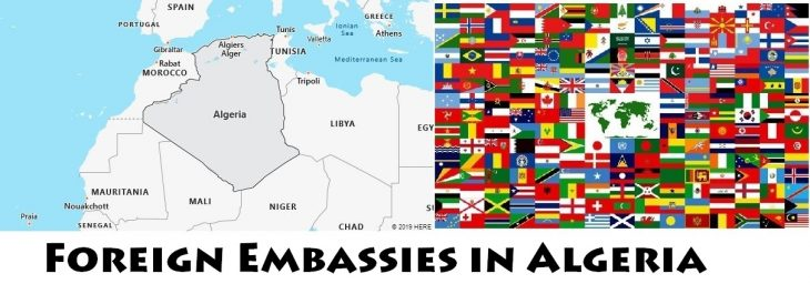 Foreign Embassies and Consulates in Algeria