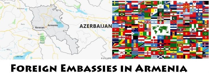 Foreign Embassies and Consulates in Armenia