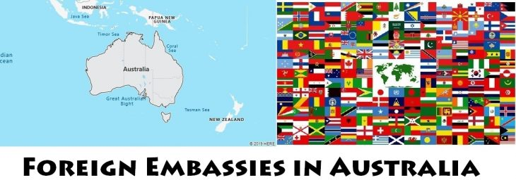Foreign Embassies and Consulates in Australia