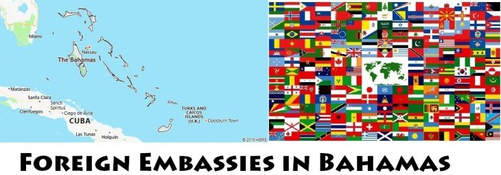 Foreign Embassies and Consulates in Bahamas