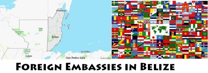 Foreign Embassies and Consulates in Belize