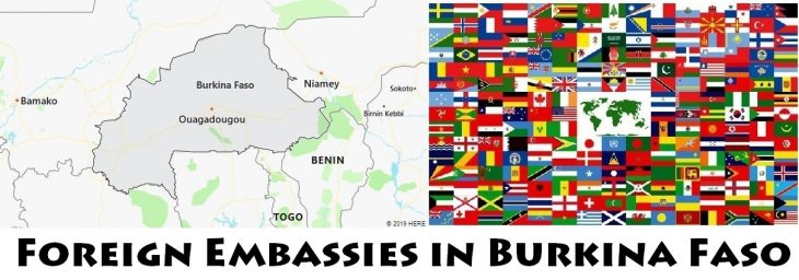 Foreign Embassies and Consulates in Burkina Faso