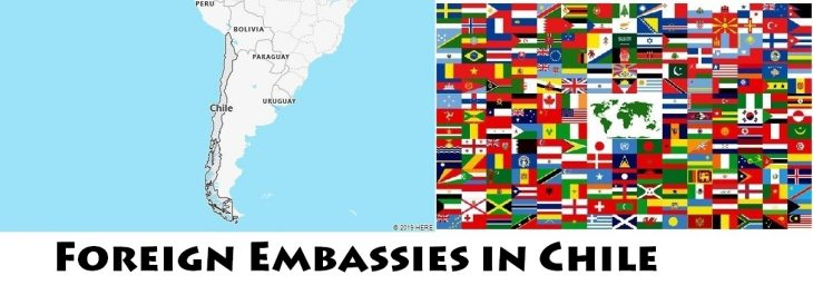 Foreign Embassies and Consulates in Chile