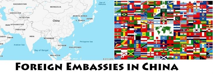 Foreign Embassies and Consulates in China
