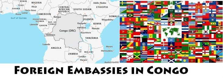 Foreign Embassies and Consulates in Congo