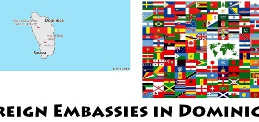 Foreign Embassies and Consulates in Dominica