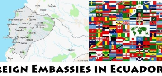 Foreign Embassies and Consulates in Ecuador
