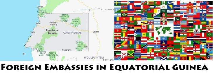 Foreign Embassies and Consulates in Equatorial Guinea