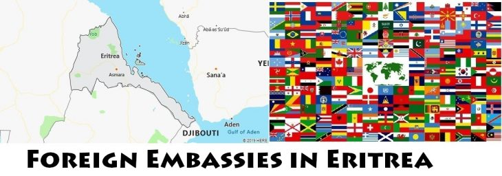 Foreign Embassies and Consulates in Eritrea
