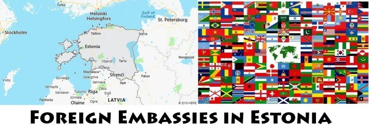 Foreign Embassies and Consulates in Estonia