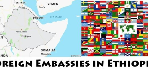 Foreign Embassies and Consulates in Ethiopia