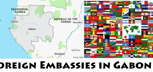 Foreign Embassies and Consulates in Gabon