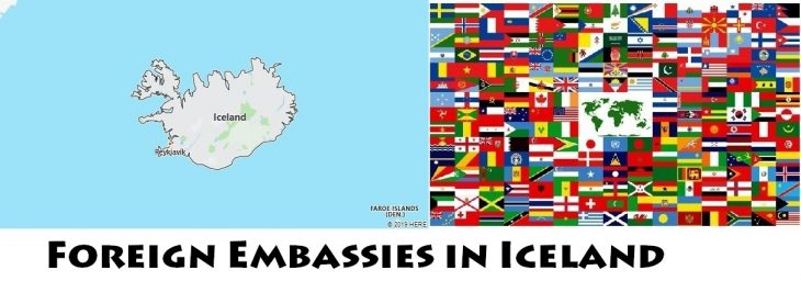 Foreign Embassies and Consulates in Iceland