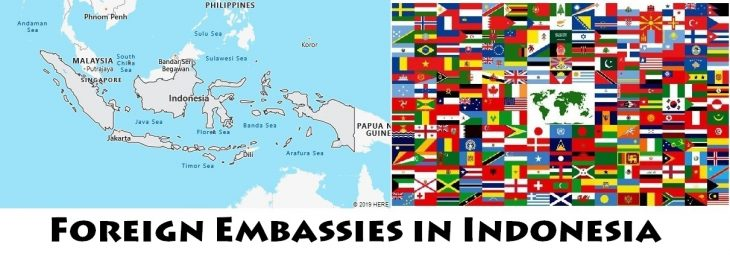Foreign Embassies and Consulates in Indonesia