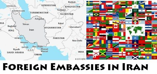 Foreign Embassies and Consulates in Iran