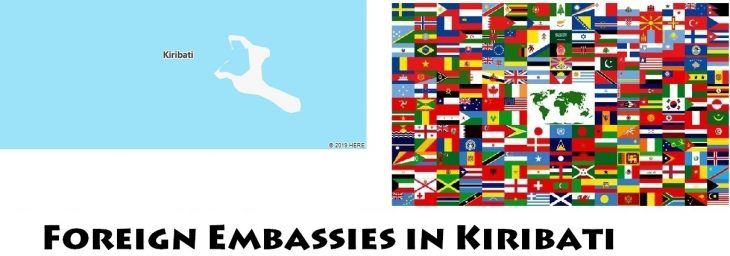 Foreign Embassies and Consulates in Kiribati