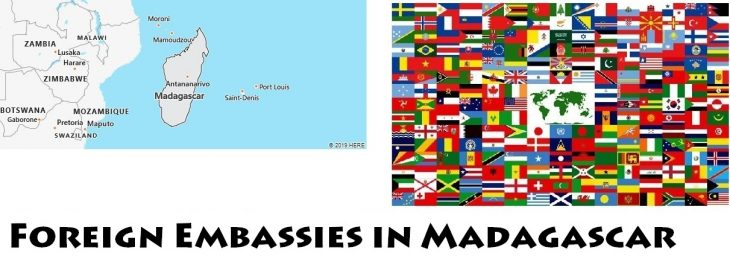 Foreign Embassies and Consulates in Madagascar