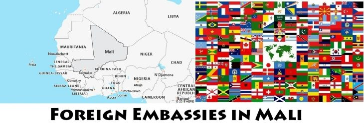 Foreign Embassies and Consulates in Mali