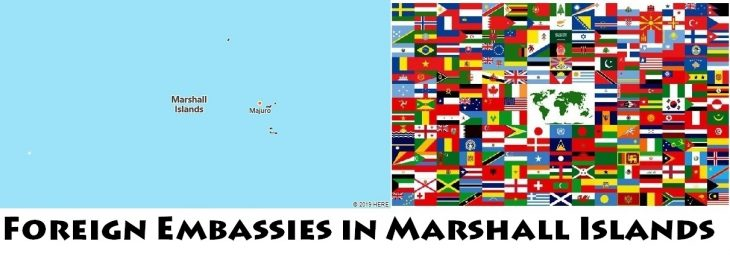 Foreign Embassies and Consulates in Marshall Islands