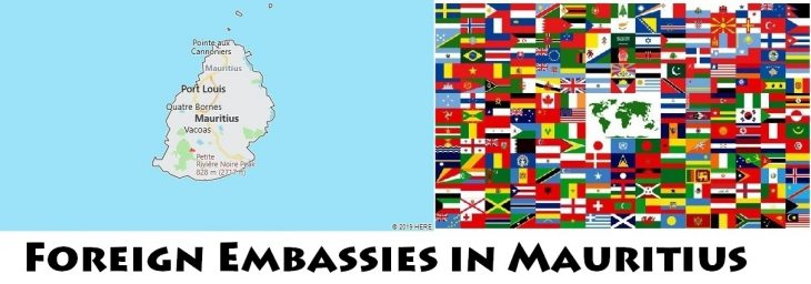 Foreign Embassies and Consulates in Mauritius