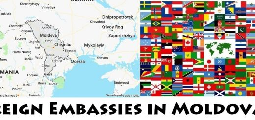 Foreign Embassies and Consulates in Moldova