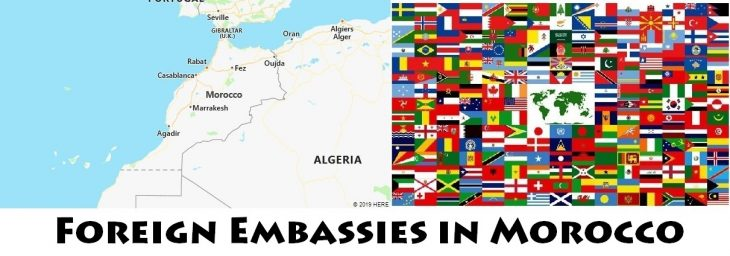 Foreign Embassies and Consulates in Morocco