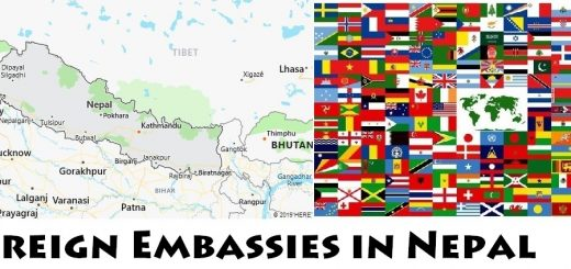 Foreign Embassies and Consulates in Nepal