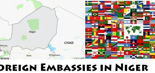 Foreign Embassies and Consulates in Niger