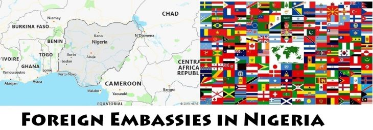 Foreign Embassies and Consulates in Nigeria