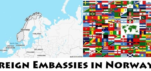 Foreign Embassies and Consulates in Norway