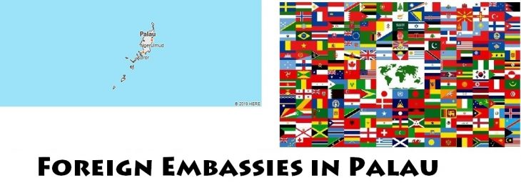 Foreign Embassies and Consulates in Palau
