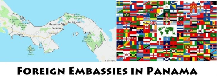 Foreign Embassies and Consulates in Panama