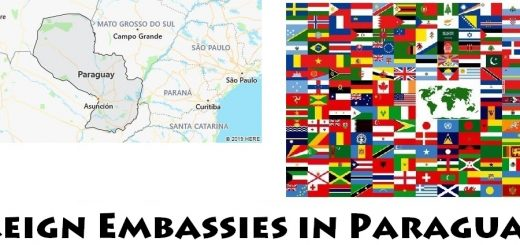 Foreign Embassies and Consulates in Paraguay