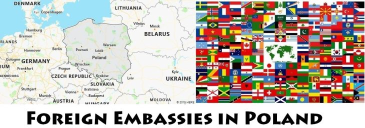 Foreign Embassies and Consulates in Poland