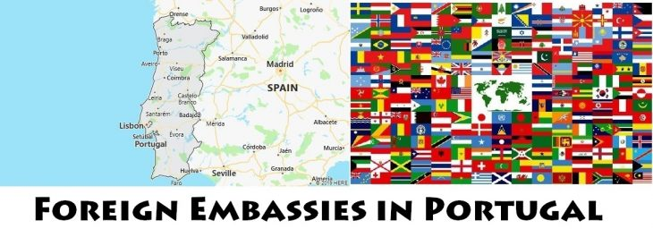 Foreign Embassies and Consulates in Portugal