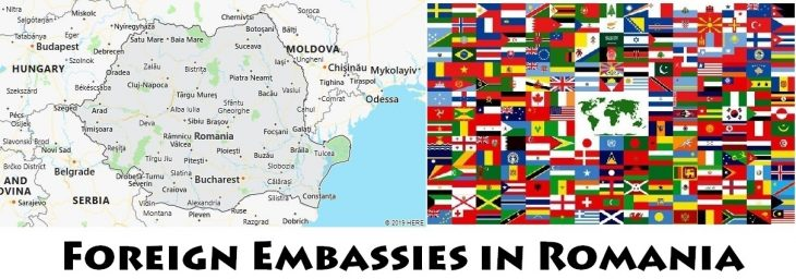 Foreign Embassies and Consulates in Romania