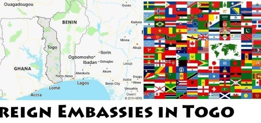 Foreign Embassies and Consulates in Togo