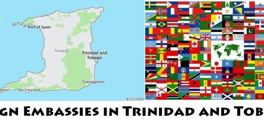 Foreign Embassies and Consulates in Trinidad and Tobago
