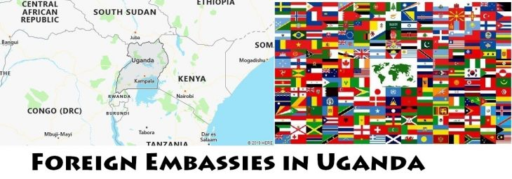 Foreign Embassies and Consulates in Uganda