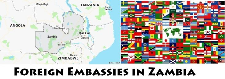 Foreign Embassies and Consulates in Zambia